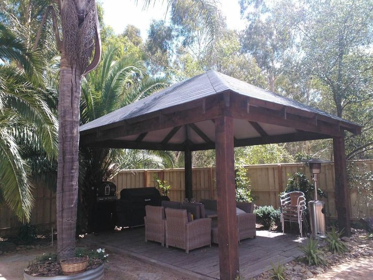 Metal Gazebo Roof Kits