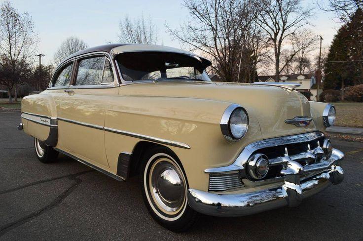 1953 chevrolet bel air 2 door sedan chevrolet for 1953 belair 2 door