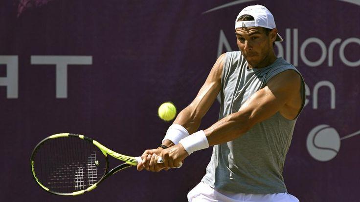 Nadal, cuarto cabeza de serie en Wimbledon, tras Murray, Djokovic y Federer