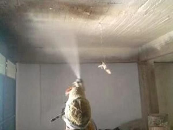 Bodrum & Garaj Tavanı - Bodrum ve Garaj Tavanı / Thermopoli,poliüretan,köpük izolasyonu
