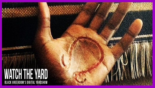 Extreme! Omega Psi Phi Member Brands The Palm Of His Hand! [Pictures]