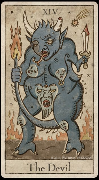 Trionfi Cards: 17 Best Images About Vintage Tarot Card On Pinterest