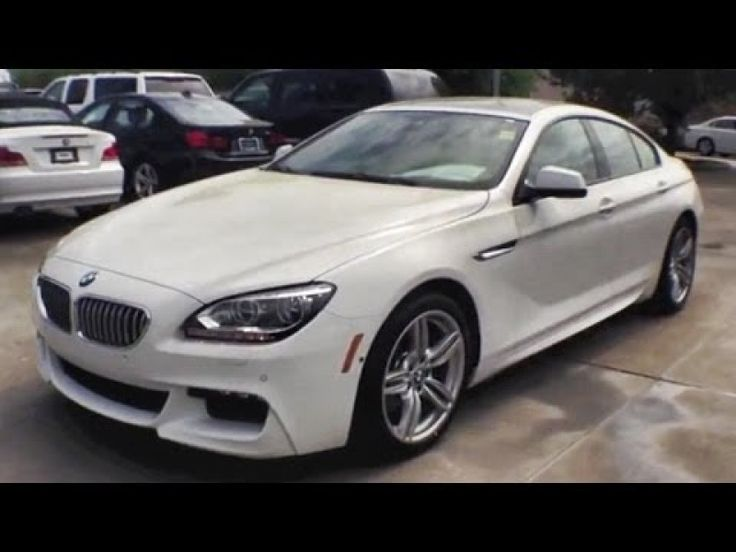 Bmw 650i Gran Coupe Review 2014 Bmw 650i Gran Coupe M Sport Start Up Exhaust Full Review