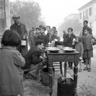 Γερμανική Κατοχή σισίτιο -- German occupation, sisitio-Greece