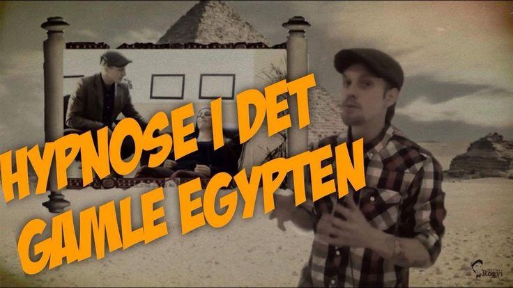 "HYPNOFACTS -""Det Gamle Egypten"""