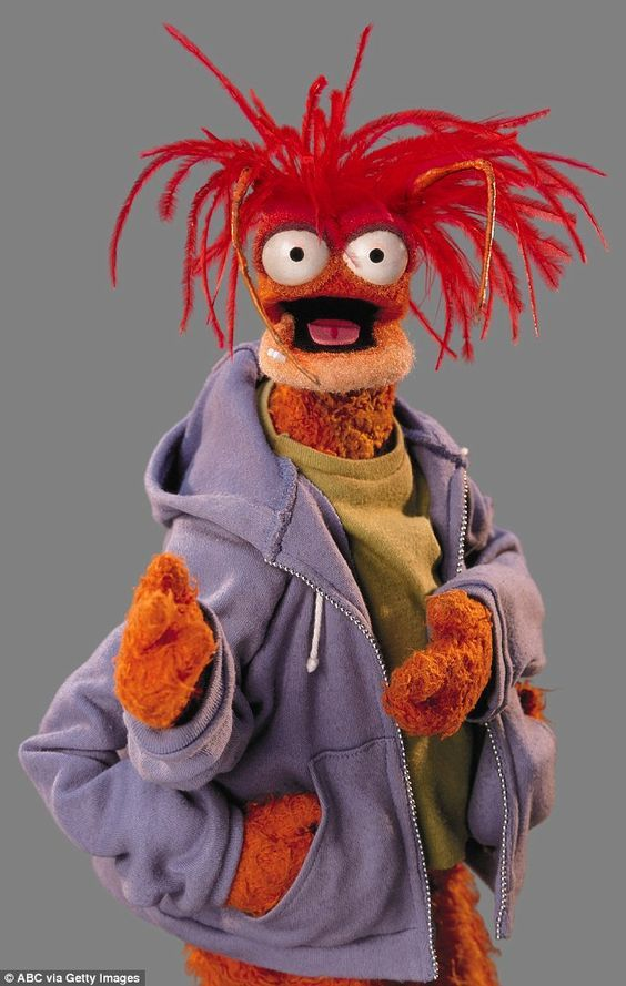 Pepe The Prawn from ''The Muppet Show'' | The History of