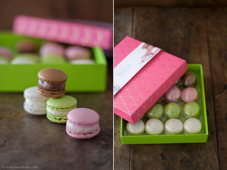 """Backbubes Favourites"" – Sweet Couture – Macarons, Mini-Gugls und Pralinen – STATT Blumen + GIVE AWAY"
