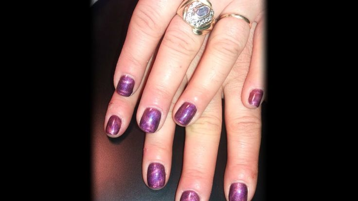 How to use Magnetic Polish(Nailed It)