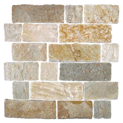 Kitchen backsplash idea -looks like brick but is actually tile| Product Detail | The Tile Shop
