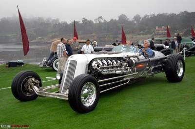 Танковые двигатели на легковых автомобилях