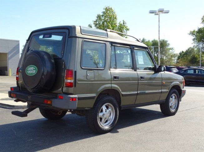 Used 1996 Land Rover Discovery Sport Utility for sale near you in Peotone, IL. Get more information and car pricing for this vehicle on Autotrader.