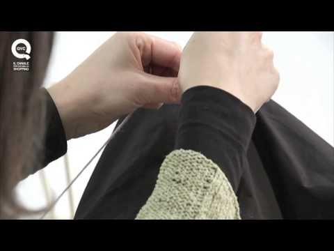 Come unire due gomitoli con ago da lana e cappio