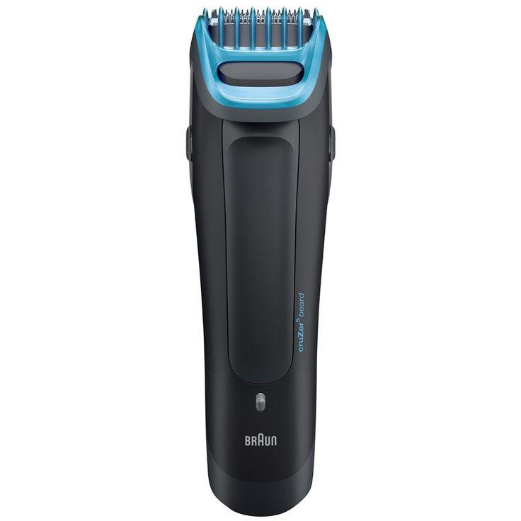 Personal Edge : Braun 5418 cruZer 5 Beard and Head Trimmer