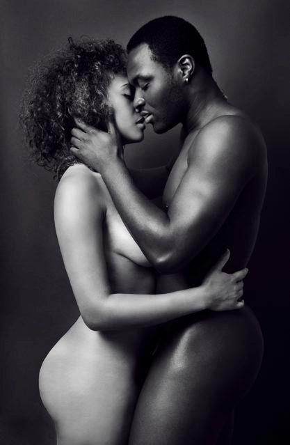 Black women making love to black men-8997