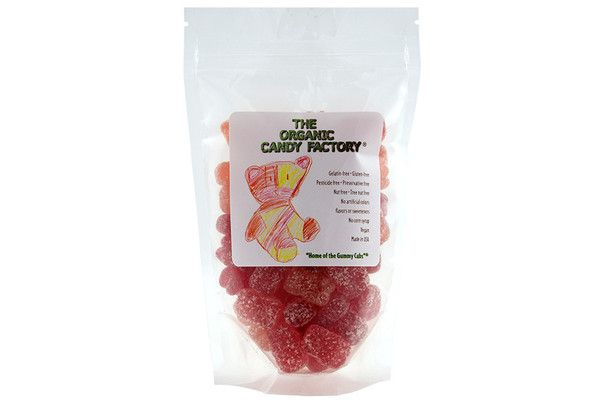 Organic gummy bears – MOUTH