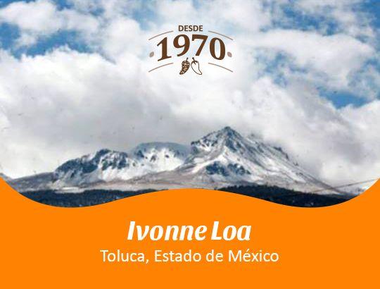 Toluca, Estado de México por Ivonne Loa.