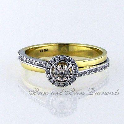 23 best Halo Cluster Diamond Rings images on Pinterest