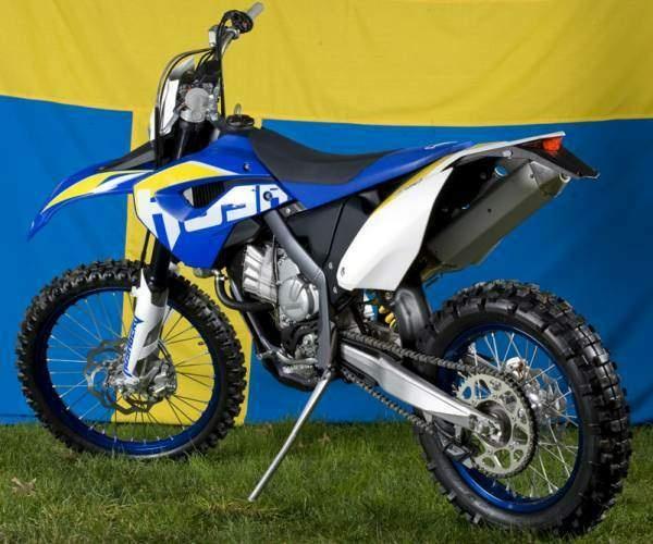 FE 450 Enduro, 2009-2011