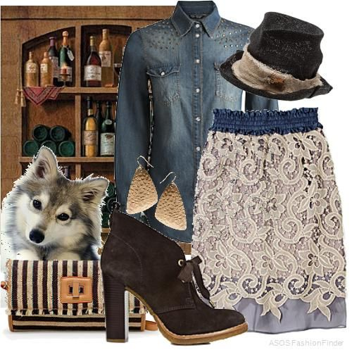 Countryside party | Womens Outfit | ASOS Fashion Finder