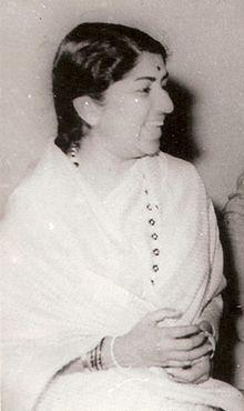 Lata Mangeshkar - Wikipedia, the free encyclopedia
