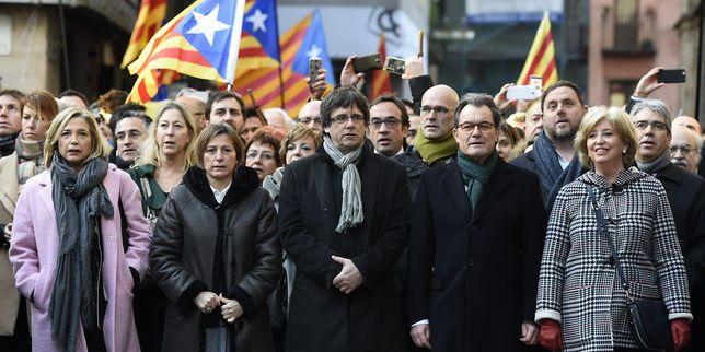 L'ancien président de la Catalogne est accusé d'avoir organisé en2014 une consultation considérée comme «illégale» sur l'indépendance de la région.
