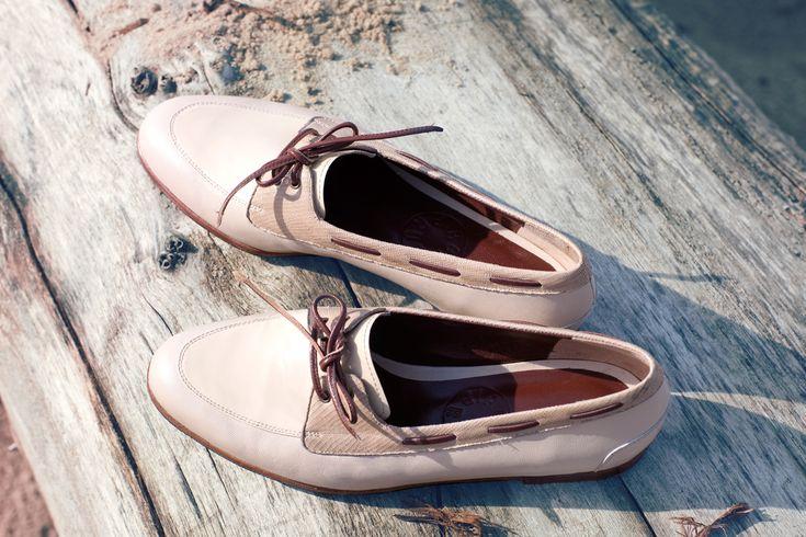 fot H. Karapuda, shoes Aga Prus