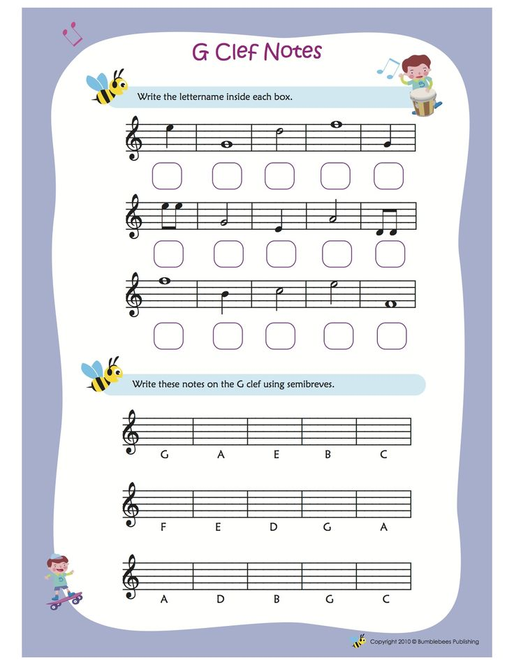23 besten Easy Music Theory for Middle School Bilder auf Pinterest ...