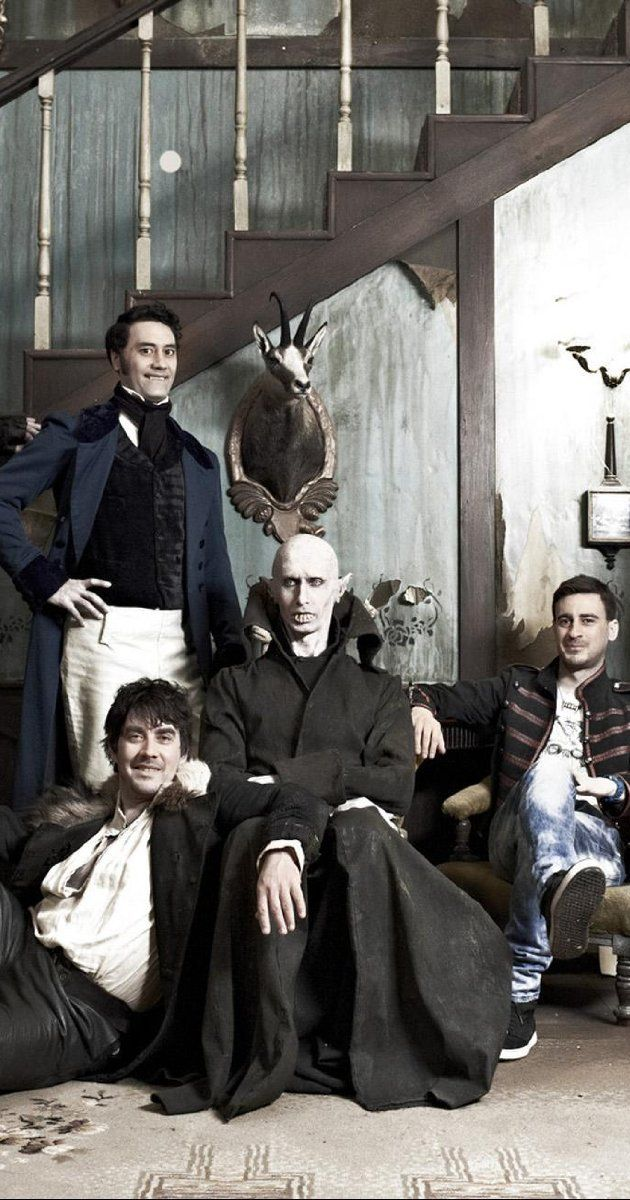 What We Do in the Shadows (2014) - June 2014  From Flight of the Concords. Vampire mockumentary.