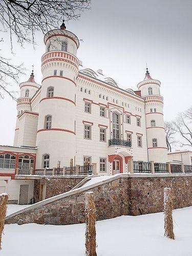 Wojanów Palace, Lower Silesia (XVII)