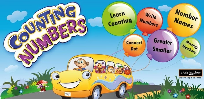 Mind Shaper Technologies announced the launch of its new 'Count Number' game for kids and children. With the help of this Math app, children can learn counting numbers and basic math skills in a fun way. This app is designed for kids and children with colorful graphics and amusing sound.