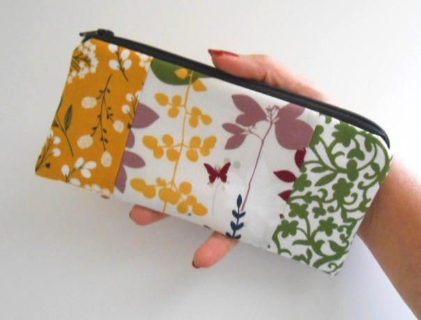 Excited to share the latest addition to my #etsy shop: Zipper Pouch for Phone Large Cosmetic Zipper Pouch ECO Friendly Padded NEW SIZE Tri Forest Glen http://etsy.me/2CGrPtf #bagsandpurses #jpatpurses #zippercoinpurse #zipperpouch #zipperedpouch #cosmeticbag #zipperbag