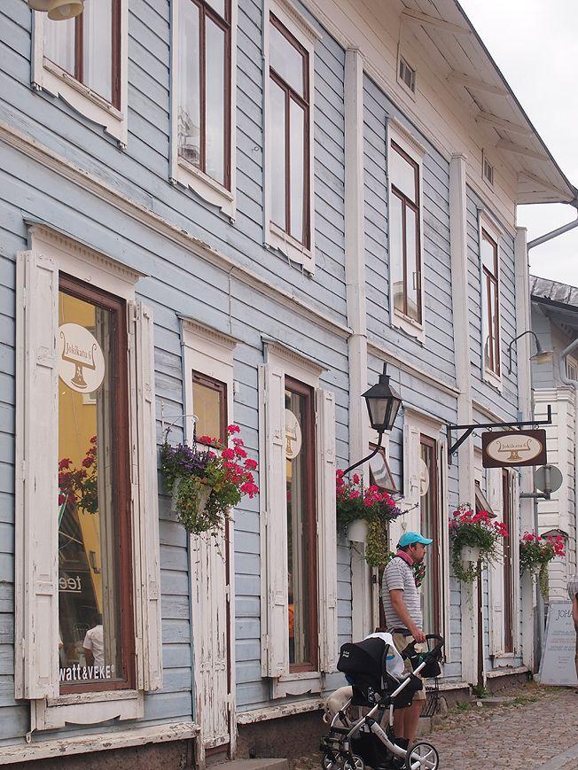Porvoo, southern Finland