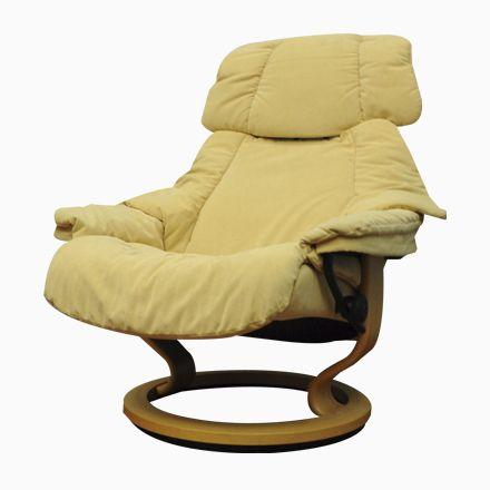 Gelber Vintage Sessel von Stressless Jetzt bestellen unter: https://moebel.ladendirekt.de/kueche-und-esszimmer/stuehle-und-hocker/armlehnstuehle/?uid=2f1a904b-6e16-5d98-a7c8-0ce39beb5b8d&utm_source=pinterest&utm_medium=pin&utm_campaign=boards #kueche #esszimmer #armlehnstuehle #hocker #stuehle