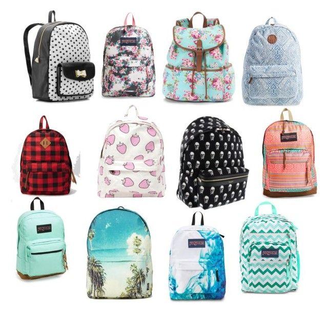 """Backpacks"" by anita-gyulai on Polyvore"