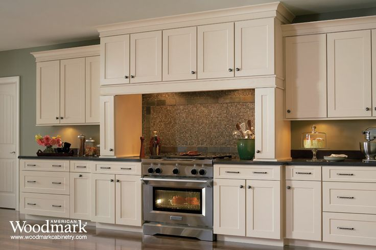 17 best images about cream cabs on pinterest traditional for American maple kitchen cabinets