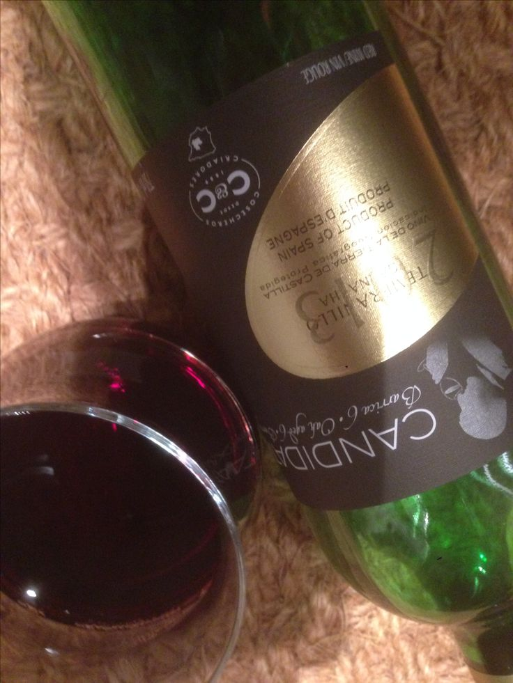 Candido 2013 | tempranillo | spain | 3.50 stars | spicy and warm