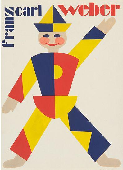 By Lora Lamm (born 1928), Student Work under Ernst Keller by Lora Lamm.