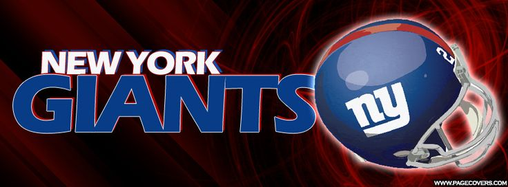 New York Giants Players | New York Giants Team Facebook Cover - PageCovers.com