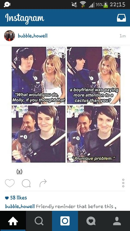 For those who don't get it, dan was drawing a cactus during this