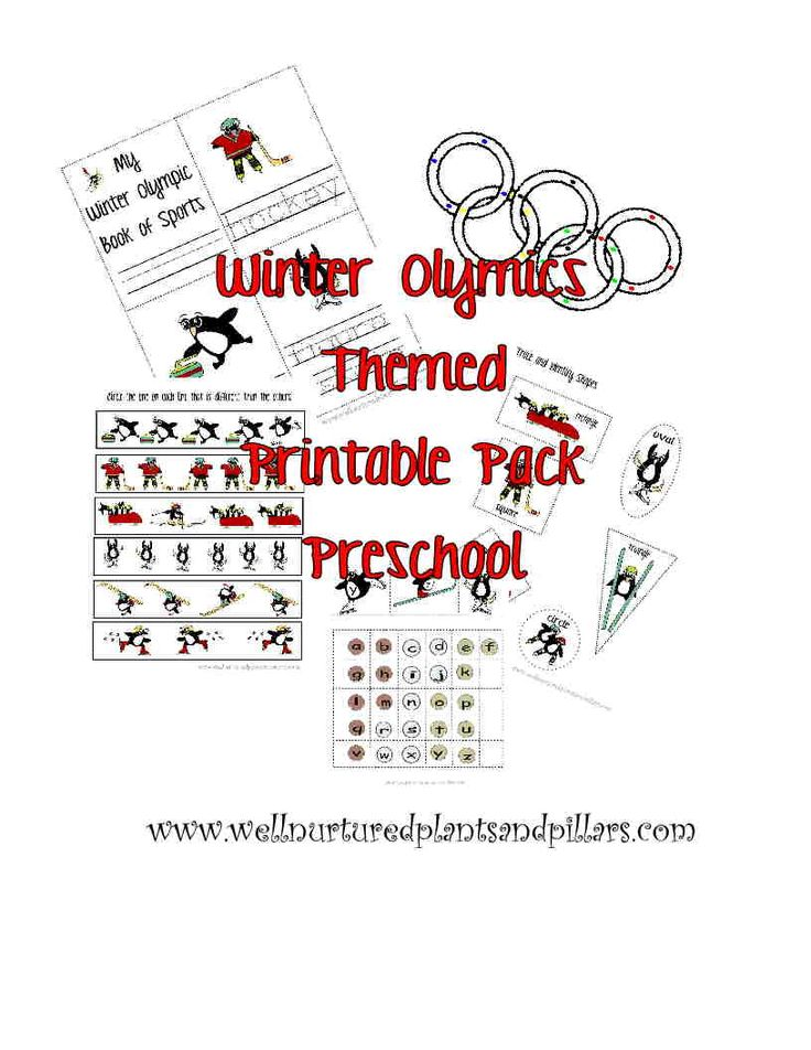 1000 images about winter sports preschool theme on pinterest winter sport activities and. Black Bedroom Furniture Sets. Home Design Ideas