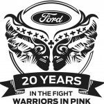 Warriors in Pink - 20 Years