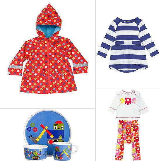Marimekko Kids Clothes via @casasugar