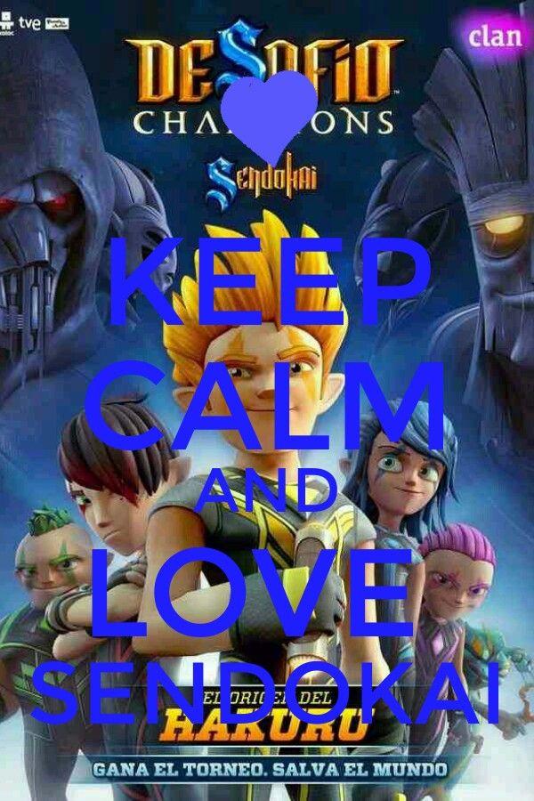 Keep calm and Love Sendokai <3
