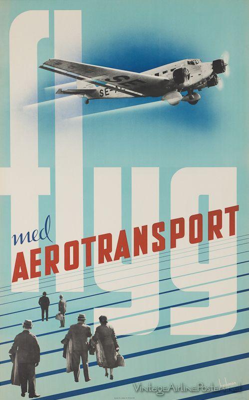 Aerotransport poster