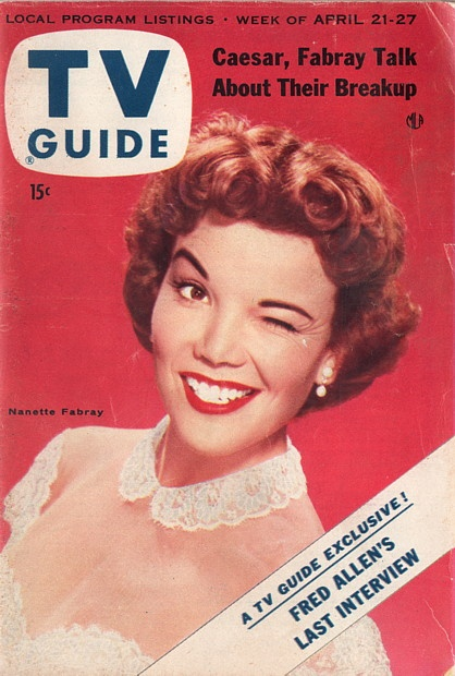 nanette fabray biography