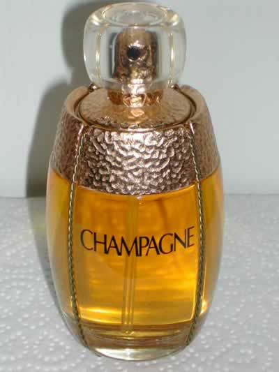 Champagne EDT by Yves Saint Laurent 3.3 fl oz This rare collector's bottle of Champagne by Yves Saint Laurent is a limited item since the company no longer produces it under this name. Instead, you will now find it sold under the re-named Yvresse to avoid the copyright dispute for the original name Champagne by Caron. A French court ruled that Champagne is a name reserved for wine and can't be used for perfume. As a result, the fragrance is now marketed under the name Yvresse in Europe.