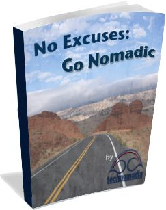 A lot of folks tell us - 'You're living my dream!' To which we of course reply: 'What's holding you back from full time travel?' Our No Excuses: Go Nomadic series is our extensive brain dump on man...