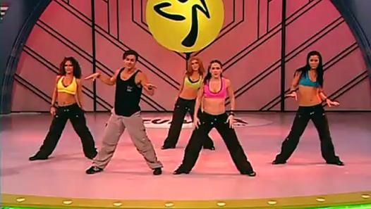 Zumba Fitness Flat Abs in 20 minutes. This is one of my favorite videos. It's fun and it works!