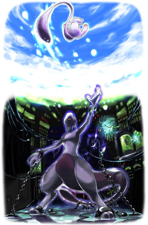 Mewtwo,New