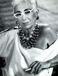 Lina Wertmuller (Arcangela Felice Assunta Wertmüller von Elgg Spanol von Braueich  nata a Roma, 14 agosto 1928)